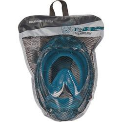 Máscara de Snorkeling à superfície Easybreath 500 Oyster