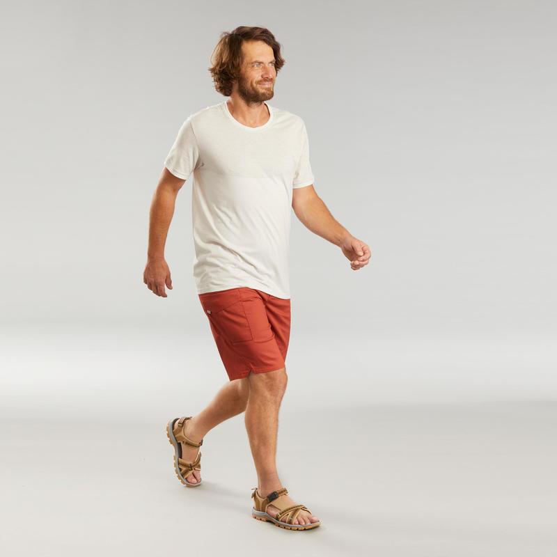 Men's Country Walking Shorts - NH500 Fresh