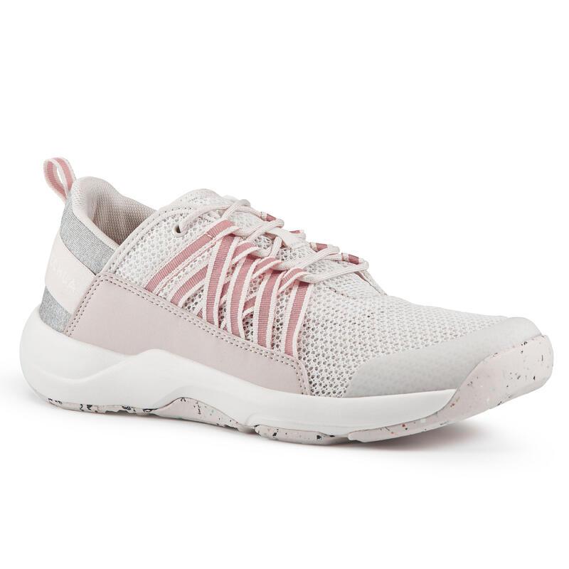 Zapatillas senderismo naturaleza - NH500 Fresh - Mujer