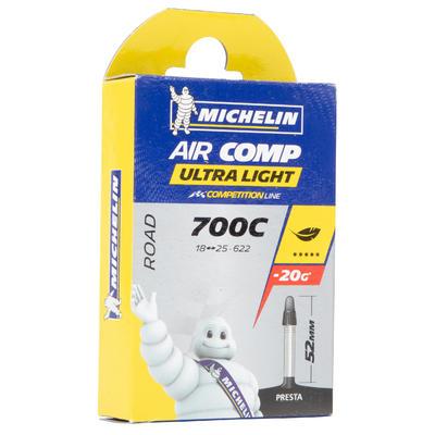 CHAMBRE A AIR 700x18/25 ULTRALIGHT VALVE PRESTA 60 MM