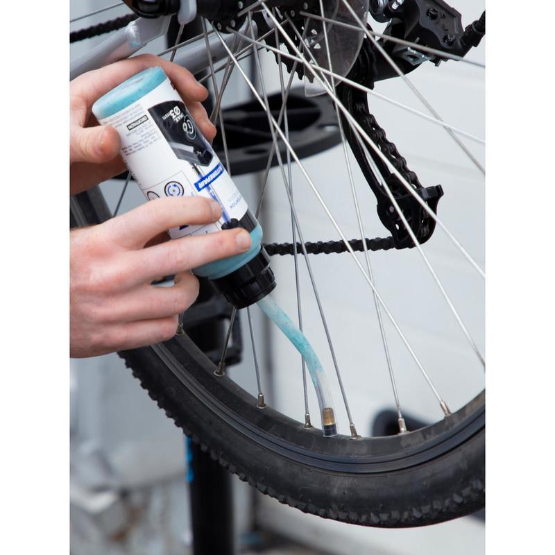 Prévention anti-crevaison pour pneus de vélo