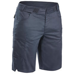 Men's Hiking Shorts NH500 - Carbon Grey
