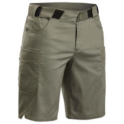 Men's Hiking Shorts NH500 - Khakhi