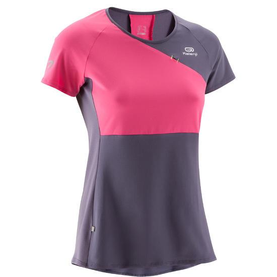 T-shirt hardlopen voor dames Run Dry+ - 175798