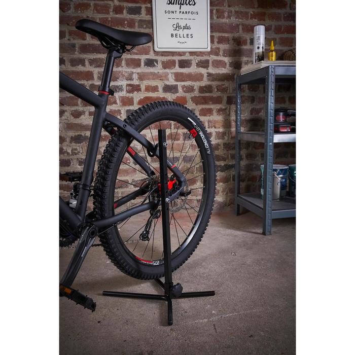 Verstelbare fietsstandaard