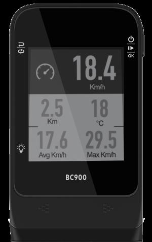 BC 900 GPS