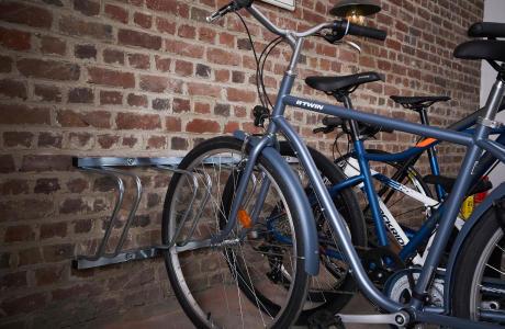 So baust du dein DECATHLON City Bike zusammen