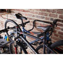 Fahrrad Wandhalterung für zwei Fahrräder