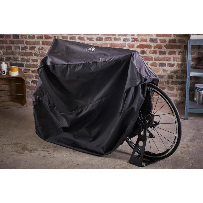 Fietsstandaard voor 1 fiets