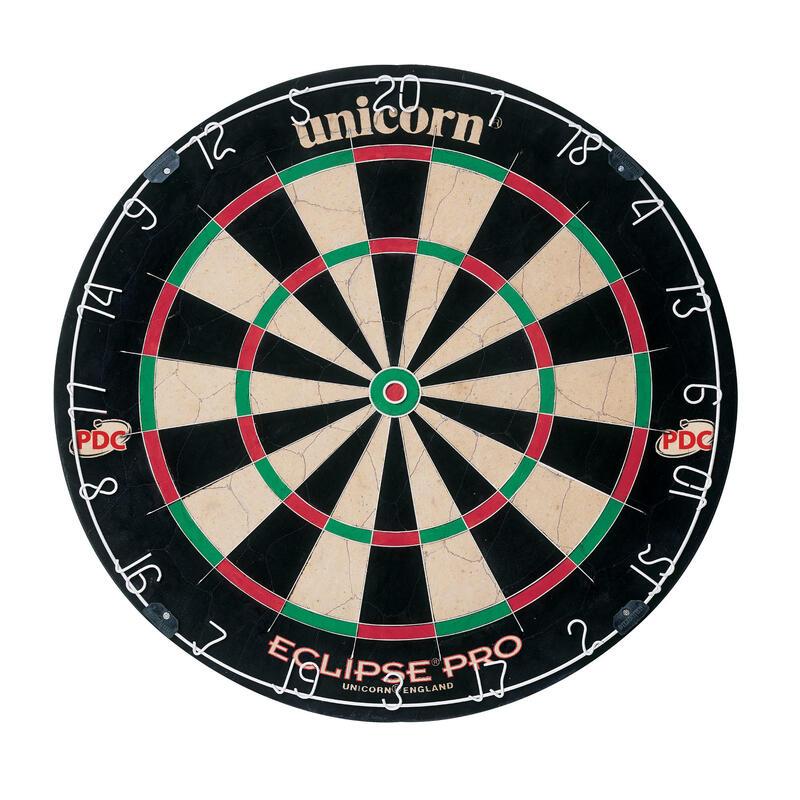 Țintă tradițională pentru darts din sisal Eclipse Pro