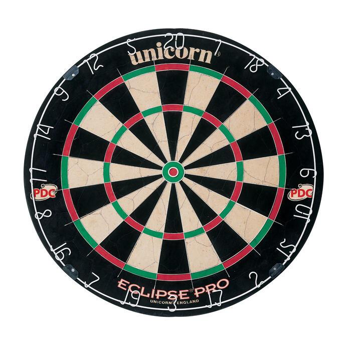 Traditioneel dartbord sisal Eclipse Pro