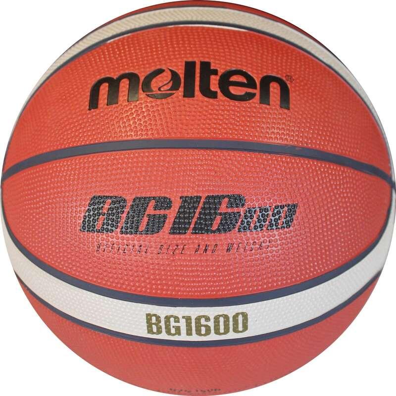 PALLONI BASKET Sport di squadra - Pallone basket BG 1600 T7 MOLTEN - Palloni e accessori basket