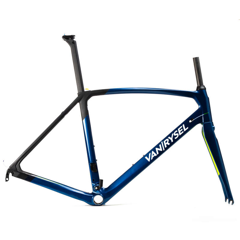 ROAD RACING BIKES Cycling - Ultra Road Bike Frame Kit VAN RYSEL - Bike Parts