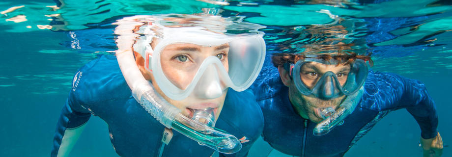 Como escolher o tubo de snorkeling?