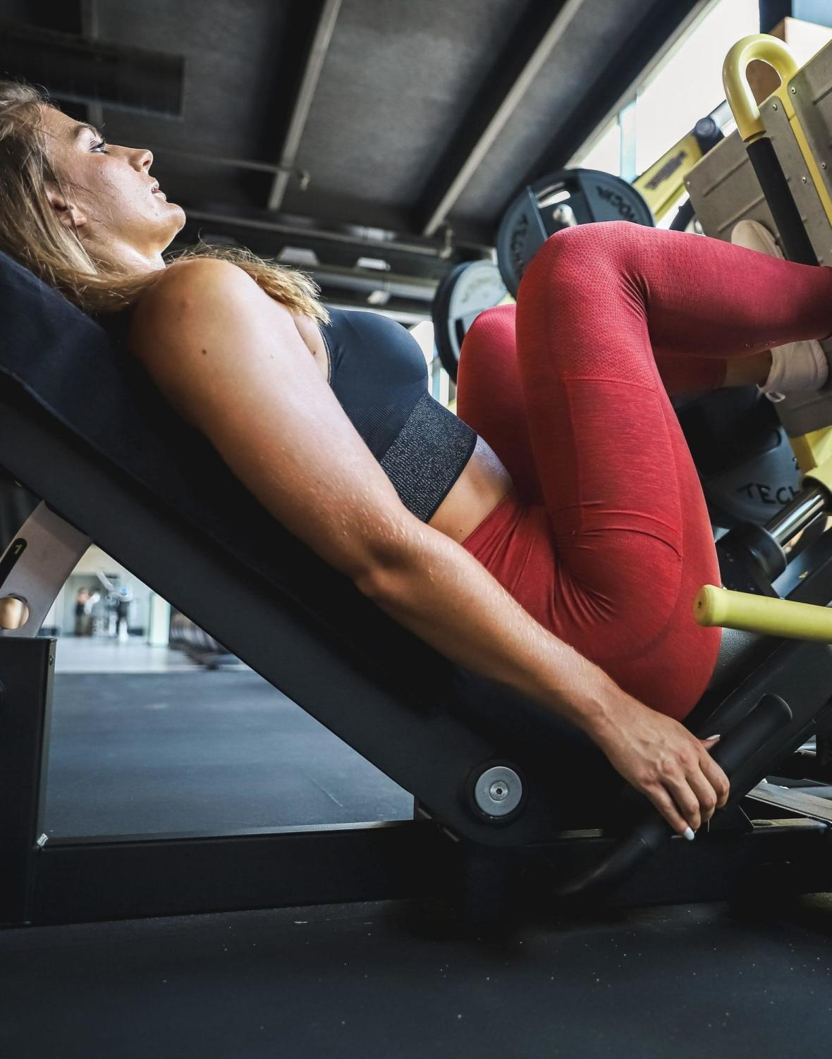 programme de musculation femme