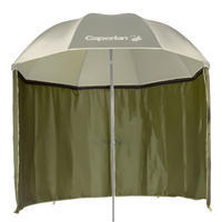 Fishing umbrella awning