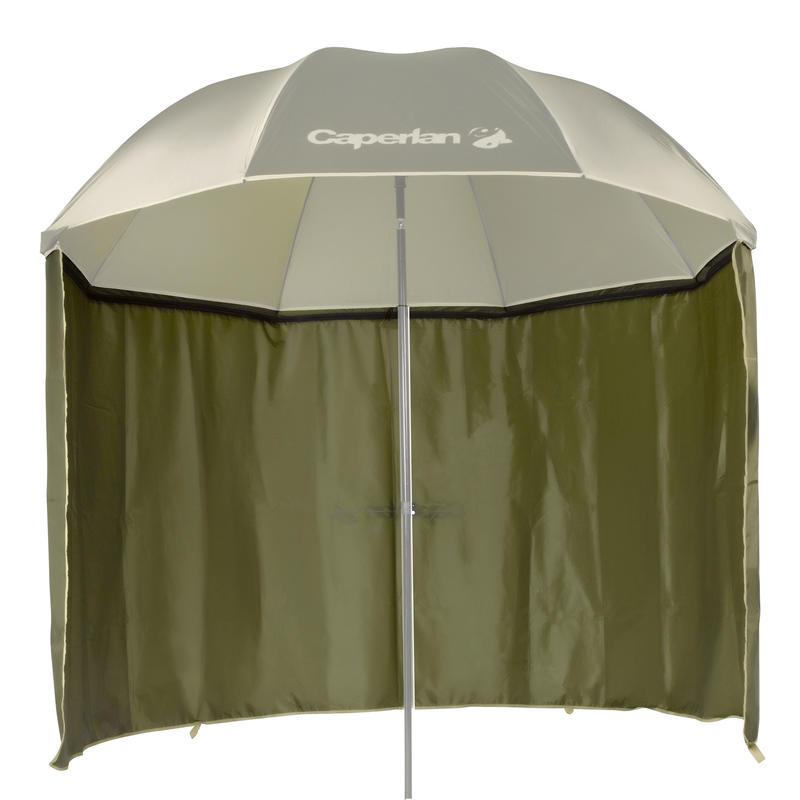 Fishing umbrella awning