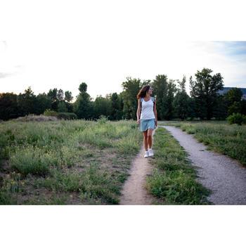 郊野遠足鞋 - NH500 FRESH - 炭 - 女裝