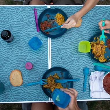 Come scegliere il tavolo da campeggio