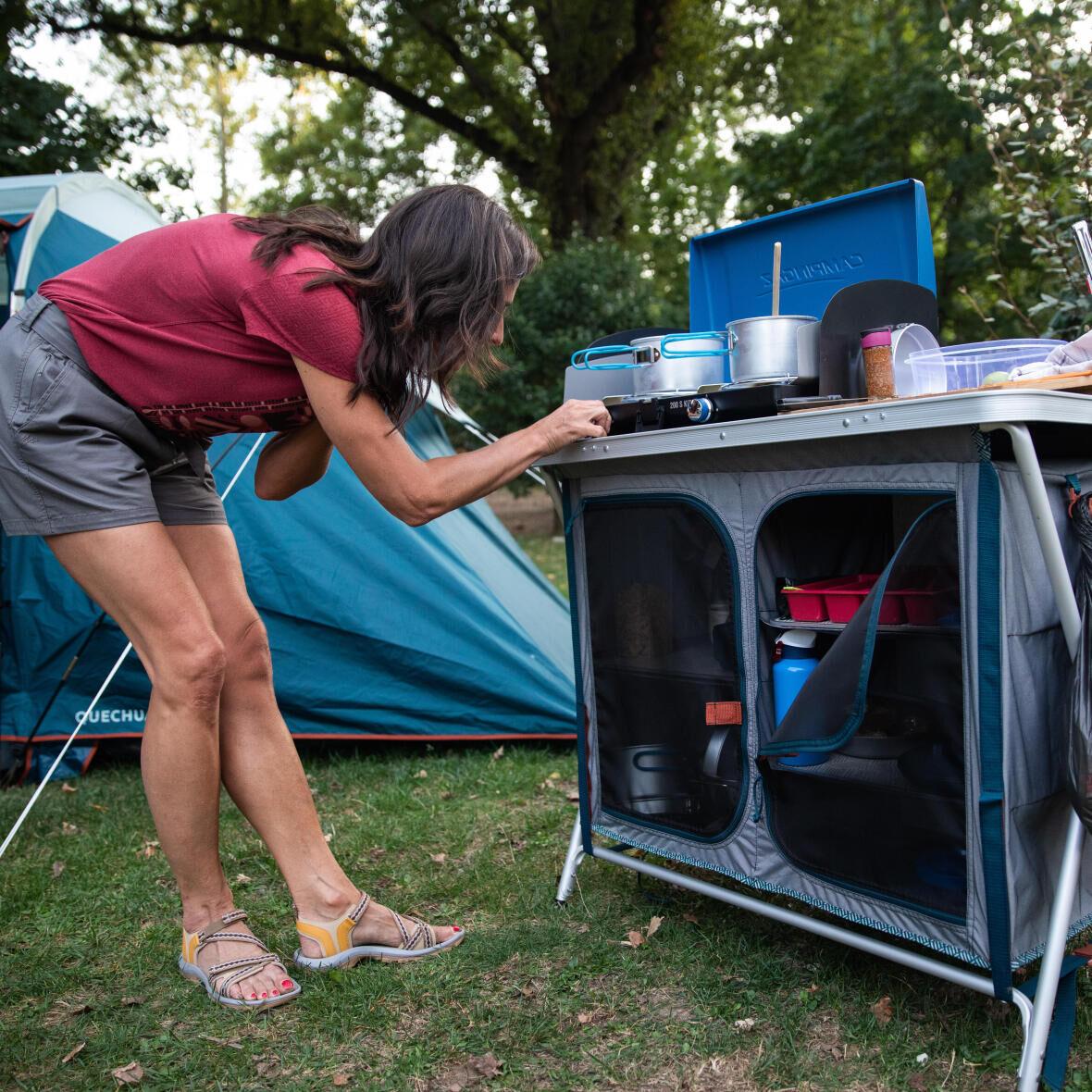 Que prendre pour cuisiner en camping