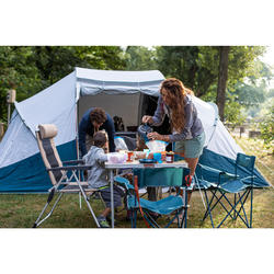 TABLE DE CAMPING PLIANTE - 4 PERSONNES