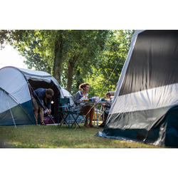 Séjour à arceaux de camping - Arpenaz Base Fresh - 10 Personnes