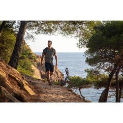 Short de randonnée nature - NH100 Fresh - Homme
