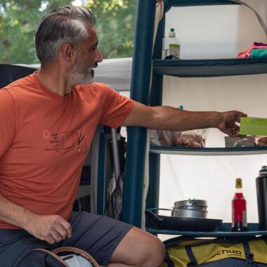 Camping für Senioren - Diese Zelte lassen sich leicht und bequem aufbauen