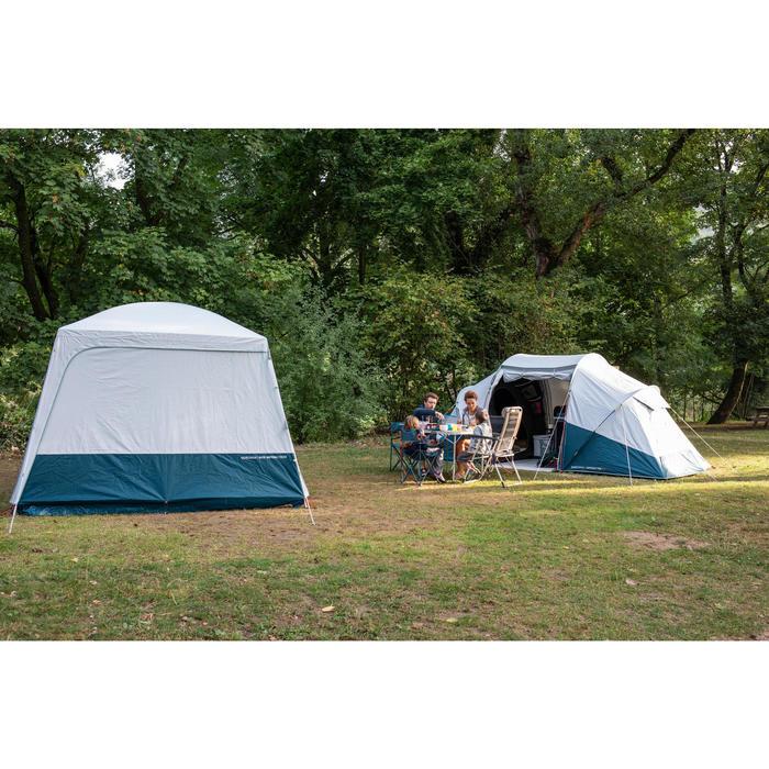 Dagtent met tentbogen voor kamperen Arpenaz Base Arpenaz Base Fresh 10 personen