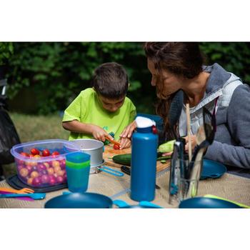 Vouwbare kampeertafel voor 4 personen