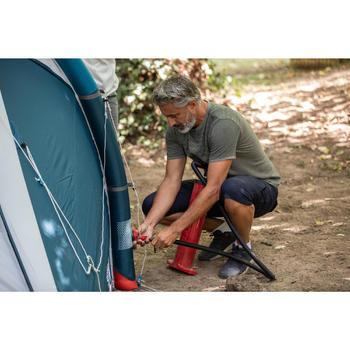 Handpomp met dubbele werking 5,2 l 7 psi | voor opblaasbare tent