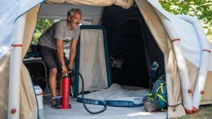 Comment choisir sa pompe de camping - teaser
