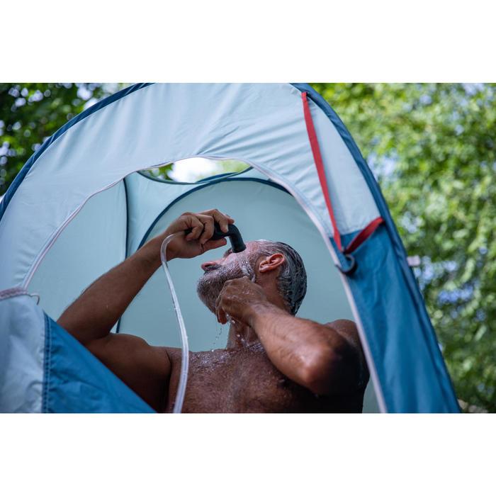 2秒露營淋浴帳