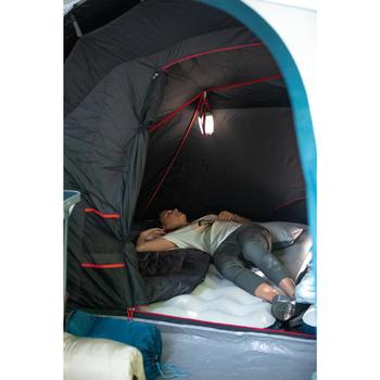 Kampeerluchtbed voor 1 persoon Air Basic 70 cm
