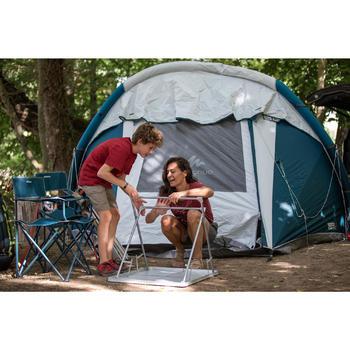 Vouwbare kampeertafel voor 2 tot 4 personen
