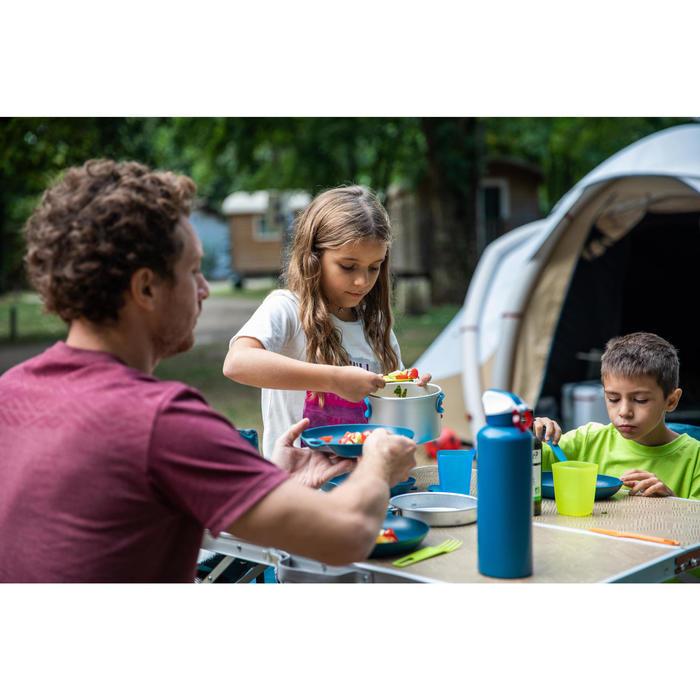 Opvouwbare kampeertafel voor 4 personen