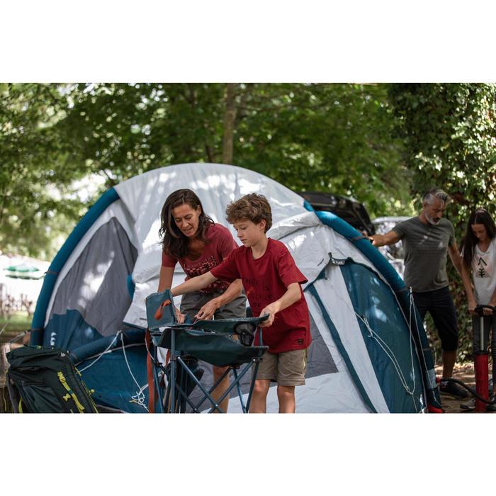 Vouwstoel voor de camping Basic