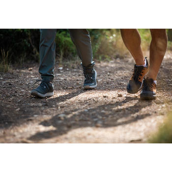 Shoes for country walks - NH500 - Men's