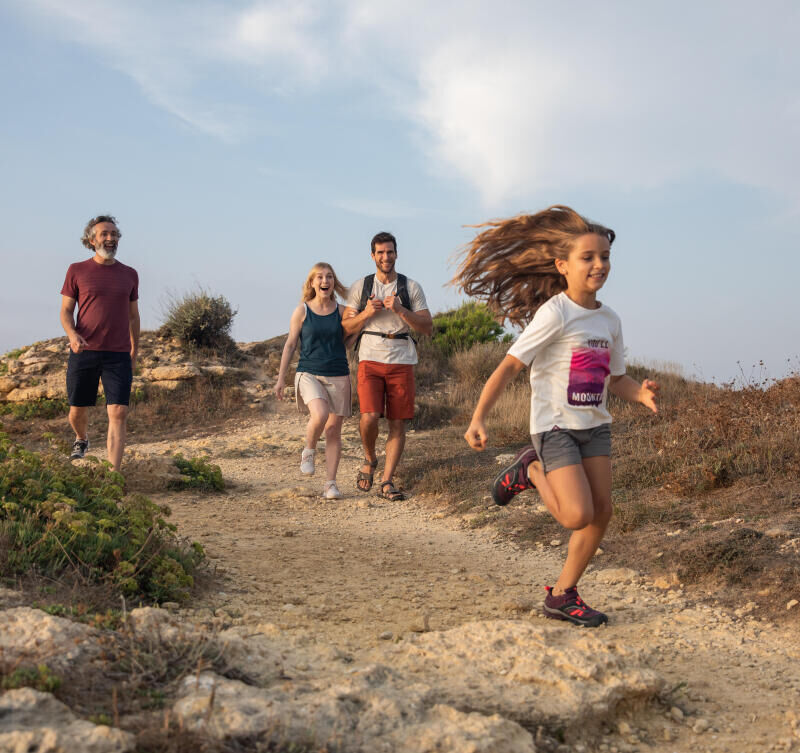With family, friends or as a couple: hiking is for everyone!