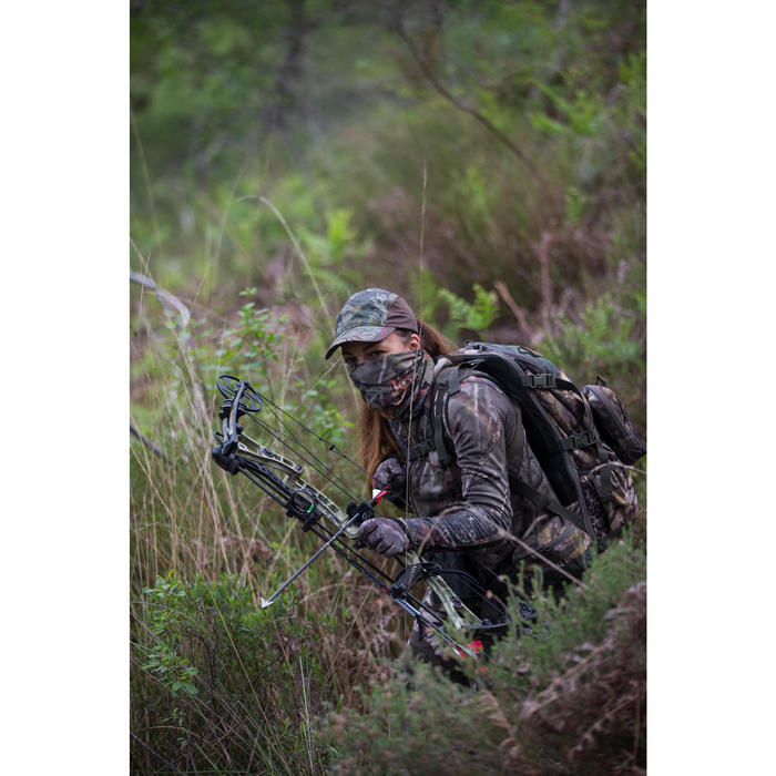 Kit Arc à poulie de chasse 500 Furtiv Gaucher