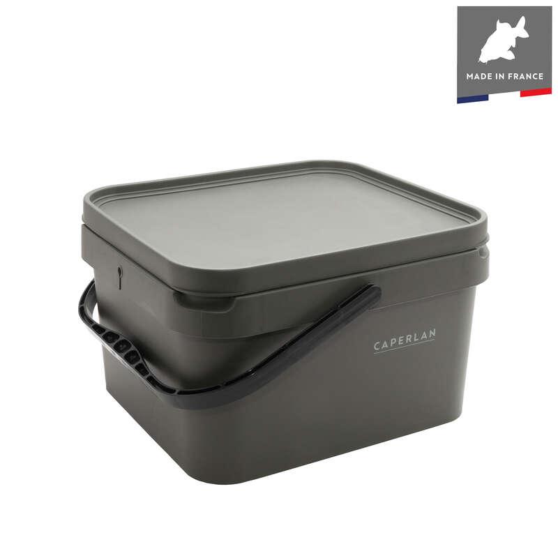 Anfütterhilfen Angeln - Eimer 10 Liter CAPERLAN - Zielfisch