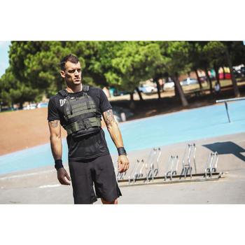 肌肉強化及交叉訓練負重背心-10 kg