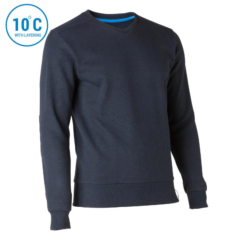 Men's Sweater NH150 - Blue