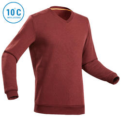 Men's Sweater NH150 - Maroon