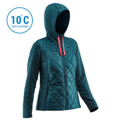 Women's Pullover NH100 - Blue