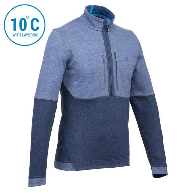 Men's Pullover NH500 - Blue
