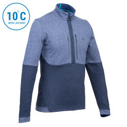 Men's Pullover NH500 - Blue