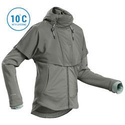 Women's Pullover NH500 (Hybrid) - Khaki