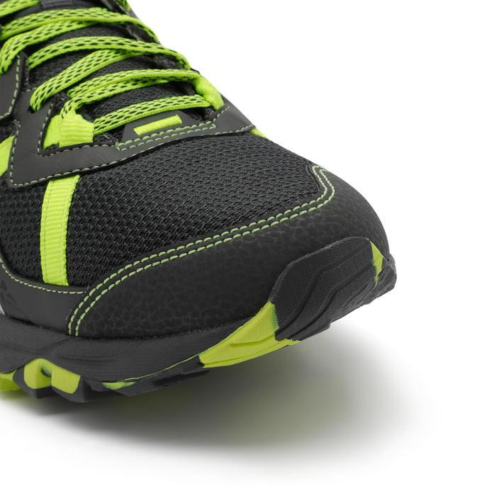 Trailschoenen voor heren Gel Kanaku 3 grijs/geel