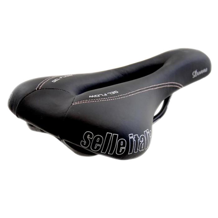 Dameszadel Selle Italia Donna Gel Flow